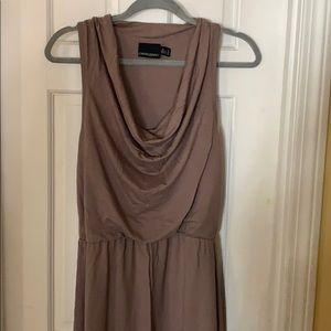 Cynthia Rowley cowel neck dress